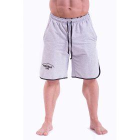 Pantaloni scurti hardcore Nebbia, Gri