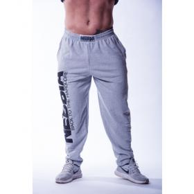 Pantaloni lungi hardcore Nebbia, Gri