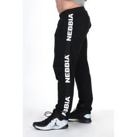 Pantaloni lungi Nebbia, Negru