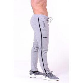 Pantaloni lungi Nebbia Retro, gri